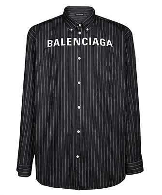 Balenciaga 583989 TGM04 CHEST LOGO Shirt