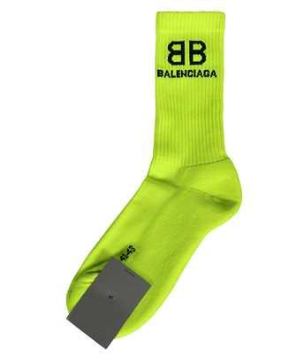 Balenciaga 656967 4A8B4 ACID TENNIS Socks