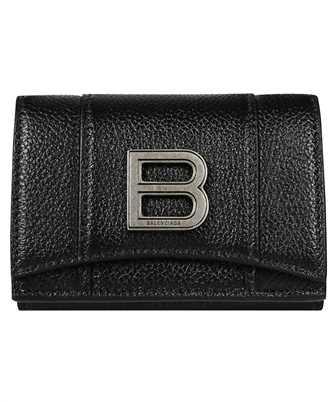 Balenciaga 600212 1IZHY MINI HOURGLASS Wallet