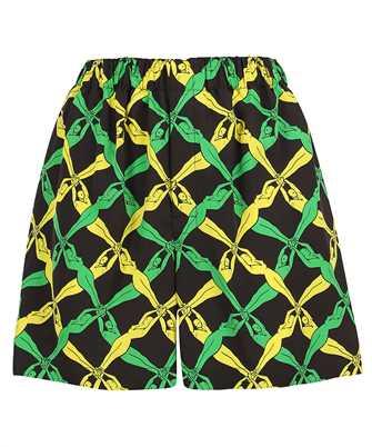 Bottega Veneta 652513 V0G60 FANTASIA PRINT Shorts