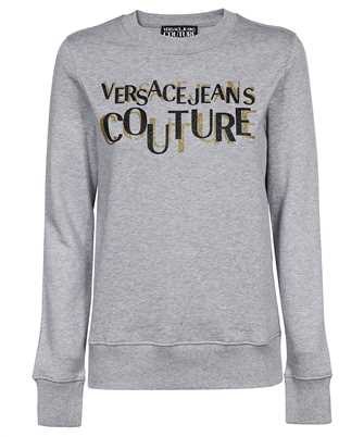 Versace Jeans Couture 71HAIT02 CF00T LOGO GLITTER Sweatshirt