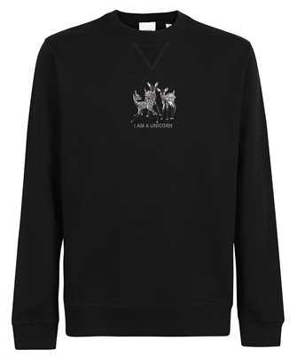 Burberry 8042689 EMBROIDERED DEER COTTON Sweatshirt