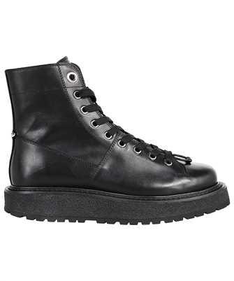 Neil Barrett BSH374 R9005 PIERCED GORILLA Boots