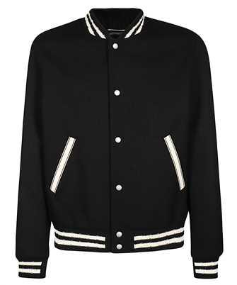 Saint Laurent 625918 Y180W TEDDY COLLEGE Jacket