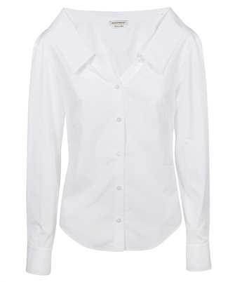 Alexander McQueen 657113 QAAAD POPLIN FITTED Shirt