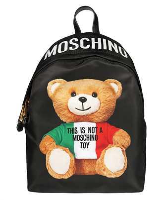 Moschino A7633 8213 ITALIAN TEDDY BEAR Backpack