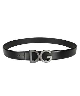 Dolce & Gabbana BC4312 A1607 DG LOGO Belt