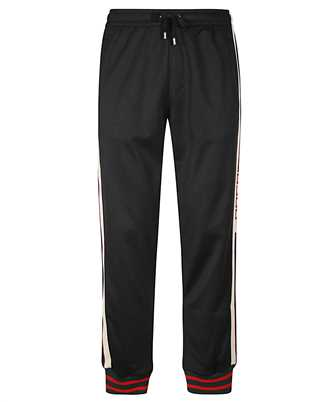 Gucci 474635 X5T39 TECHNICAL Trousers