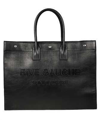 Saint Laurent 587273 CWTFE RIVE GAUCHE LARGE TOTE Bag