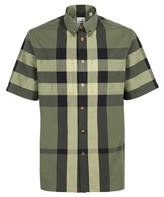 Burberry 8041541 SHORT-SLEEVE CHECK COTTON Shirt
