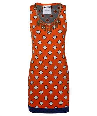 Moschino A0480 502 Dress