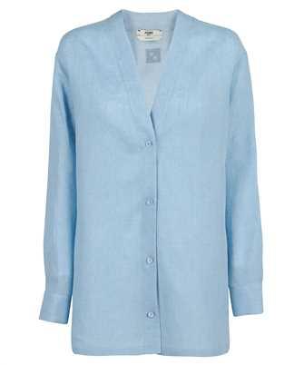 Fendi FS7383 AF7L LINEN MOUSSELINE Shirt