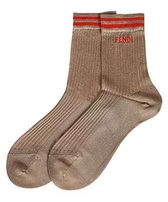 Fendi FXZ552 AAWL Socks