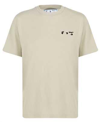Off-White OWAA089F21JER017 OW LOGO REG T-shirt