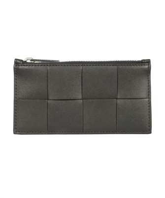 Bottega Veneta 667049 VBWD3 ZIPPED Card holder