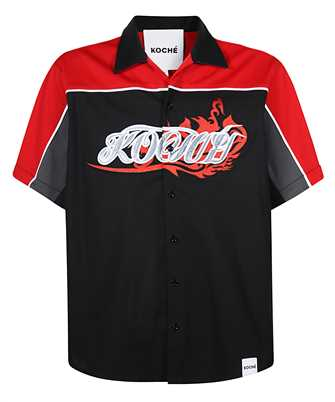 Kochè SK2DL0014 S53511 LOGO-SHORT SLEEVE Shirt
