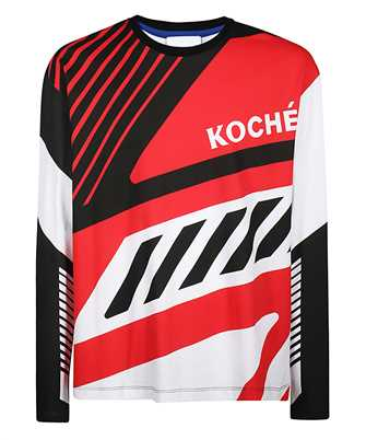 Kochè SK2GC0003 S20184 KOCHÉ BIKER-INSPIRED GRAPHICS T-shirt