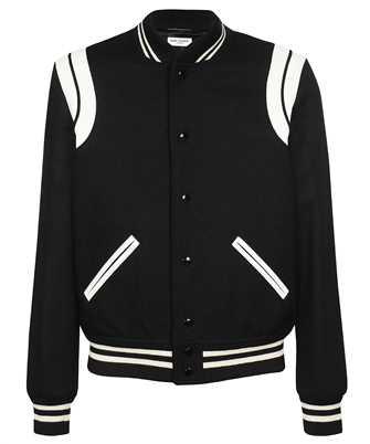 Saint Laurent 354718 Y180W TEDDY WOOL Jacket