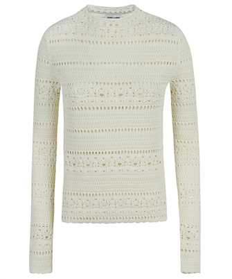 Saint Laurent 646381 YAVS2 COTTON CROCHET Knit