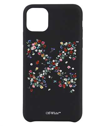 Off-White OWPA013R21PLA001 FLOWERS CARRYOVER iPhone 11 PRO MAX cover