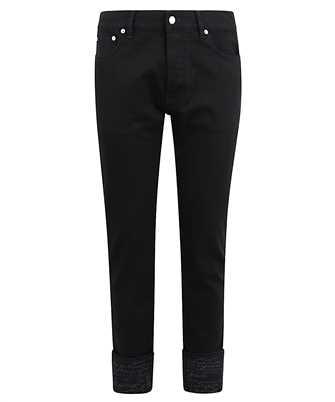 BERLUTI R18TDU38 003 DENIM Trousers