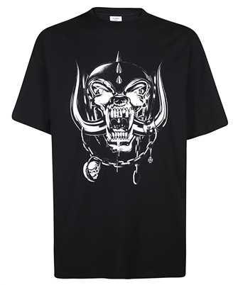 Vetements UAH21TR614 BIG SKULL MOTORHEAD T-shirt
