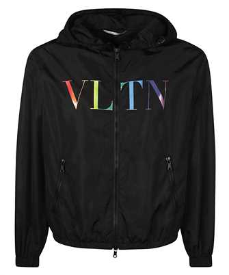 Valentino VV3CI368DMA LOGO PRINT Jacket
