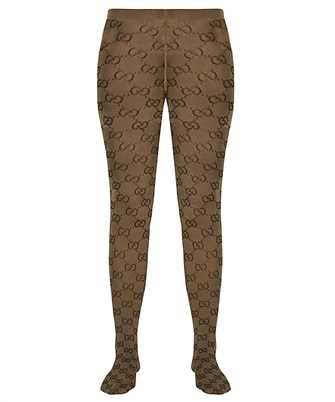 Gucci 600467 3GE76 GG PATTERN Tights