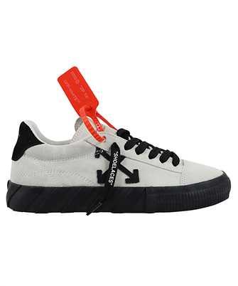Off-White OWIA216F20LEA001 NEW ARROW LOW VULCANIZED Sneakers
