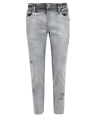 Balmain UH15291Z014 WHITE BLEACH Jeans