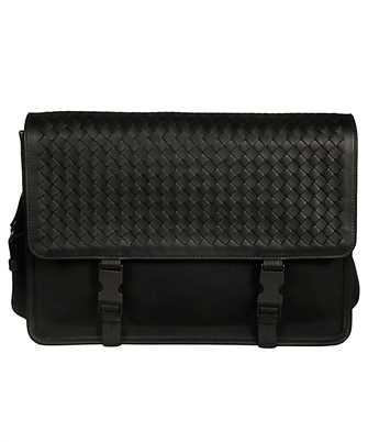 Bottega Veneta 548337 VAYE7 HI-TECH CANVAS NYLON Bag