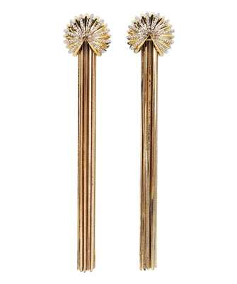 Lanvin AW CJYA0S ARPS A21 CHAIN TASSEL ARPÈGE Earrings