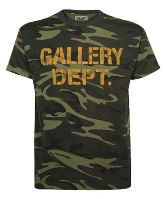 GALLERY DEPT. GD FLT 1063 FATIGUE LOGO T-shirt