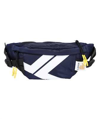 Lanvin LM BGTB00 NYLO A21 BUMPR Belt bag