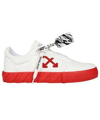 Off-White OMIA085F20LEA005 LOW VULCANIZED Sneakers