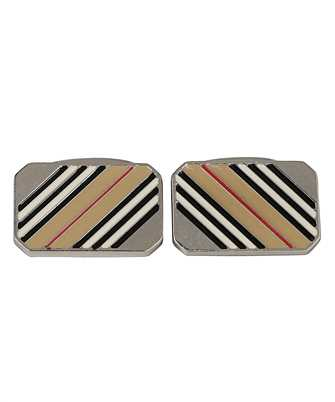Burberry 8034425 ICON STRIPE Cufflinks