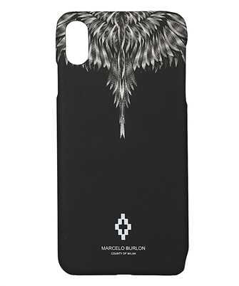 Marcelo Burlon CMPA012S20MAT003 SHARP WINGS iPhone XS MAX cover