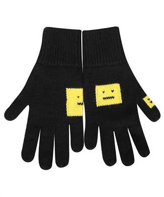 Acne FA-UX-ACCS000037 WOOL FACE Gloves