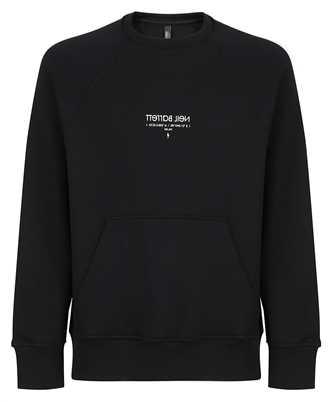 Neil Barrett BJS004S R524S LOGO COORDINATE Sweatshirt