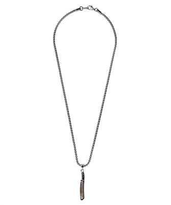 Darkai DICI0032BBXXL MACHETE Necklace