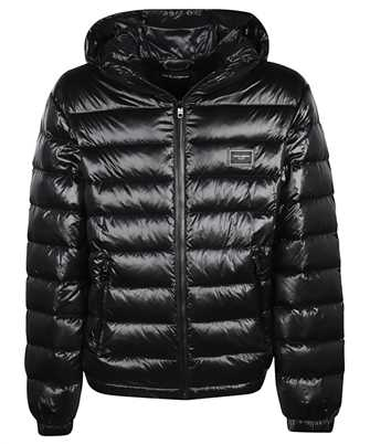 Dolce & Gabbana G9RE2T G7XGZ NYLON QUILTED Jacket