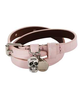 Alexander McQueen 630990 1JM12 DOUBLE WRAP Bracelet