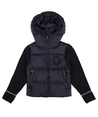Moncler 9B508.10 A9627 TRICOT Boy's cardigan