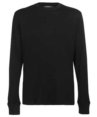 Nahmias CB SHIRT BLACK CASHMERE BLEND T-shirt