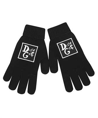 Dolce & Gabbana GXB56Z JAVXV DG PATCH Gloves