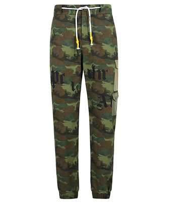 Palm Angels PMCA085R21FAB001 CARGO CAMO Trousers