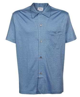 Brioni UJGJ0L P0609 LINEN Shirt