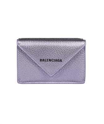 Balenciaga 391446 2101U PAPIER MINI Wallet