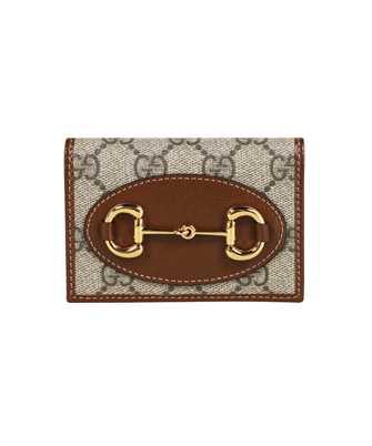 Gucci 644462 92TCG HORSEBIT 1955 Wallet