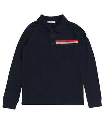 Moncler 8B709.20 8496W# Boy's polo